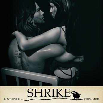 SHRIKE - Hold Me Tenderly   - Couples Pose