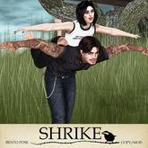 SHRIKE - Fly Me -Couples Pose
