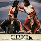 SHRIKE - Double Trouble  - Group Pose