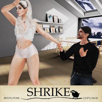 SHRIKE - Dont Leave  - Couples Pose