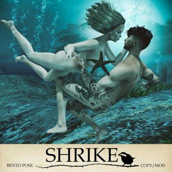 SHRIKE - Different World - Couples Pose