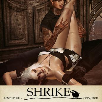 SHRIKE - Cherished - Couples Pose