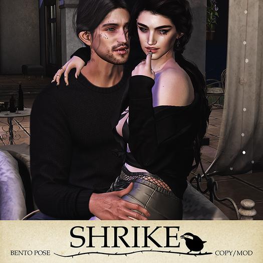 SHRIKE - Blush - Couples Pose