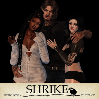 SHRIKE - All Of This - Friends Pose