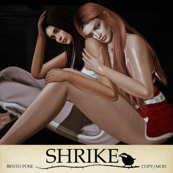SHRIKE - A Friend in Need  - Friends Pose