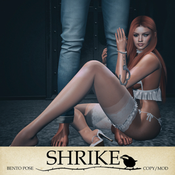 SHRIKE  - Own Me - Couples Pose