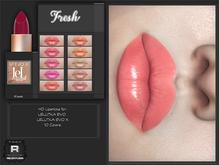 RELENTLESS Fresh HD Lipsticks - GIFT