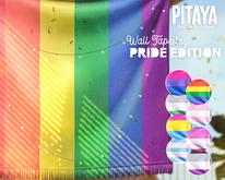 Pitaya - Wall Tapestry PRIDE EDITION - Gay