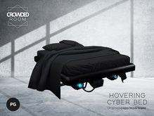 Crowded Room - Hovering Cyber Bed - PG