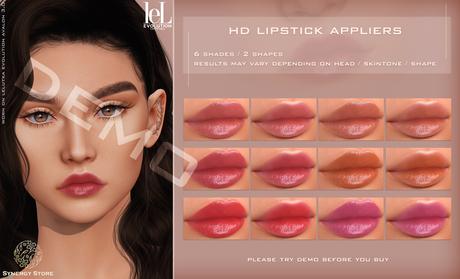 DEMO [SYN] - HD Lipstick Tama LELUTKA EVO