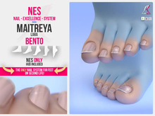 MAITREYA FOOT & FEET ::: NAIL & NAILS ::: ACCESSORY & ACCESSORIES