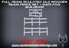 ~Full perm old Wooden farm fences set + Maps!