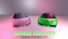 HEXAGON tornado hover car - 8 colors pack