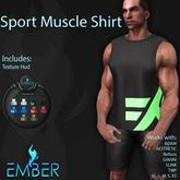 EMBER Sport Muscle Shirt