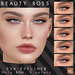 {BEAUTY BOSS} Eyeliners 5 colours {Evo X}