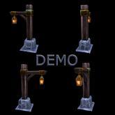 Lamp Post (Mesh) DEMO