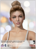 *CH* FLORENCE Vera SKIN for Genus Project Heads (wear me)