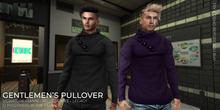Nero - Gentlemen's Pullover - FATPACK