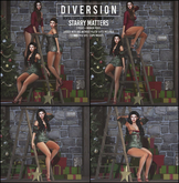 Diversion - Starry Matters Poses // Bento