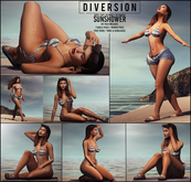 Diversion - Sunshower Poses // Bento