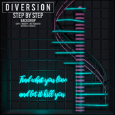 Diversion - Step By Step Backdrop