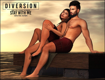 Diversion - Stay With Me - Couple Pose