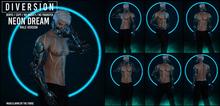 Diversion - Neon Dream Poses / Male // Bento