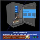 @AC Fridge Drink Giver