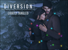 Diversion - Lightly Tangled - Couple Pose