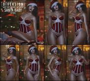 Diversion - Santa Baby Poses // Bento
