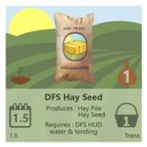 DFS Hay Seed