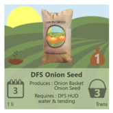 DFS Onion Seed
