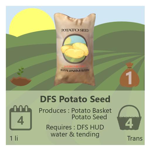 DFS Potato Seed