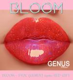 BLOOM - STOC (GENUS) Applier RED GIFT