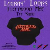 Fleetwood Mac Rock T Shirt