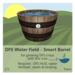 DFS Water Field - Smart Barrel