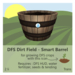 DFS Dirt Field - Smart Barrel