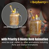 boyberry Honey Lemon Ice Tea