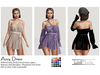 [WellMade] Azzy Dress