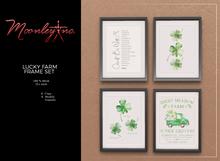 Moonley Inc. - Lucky Farm Frame Set