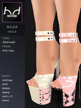*HDM* Nilea - Heels