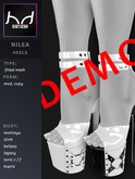 *HDM* Nilea - [DEMO] Heels