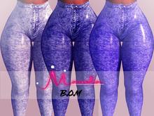 .:M:. Baddie Jeans  Blues BOM FATPACK