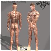 [Ner .Ink] Tattoo Japanese Full Body * << UniSex >> BOM
