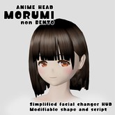morumi anime head
