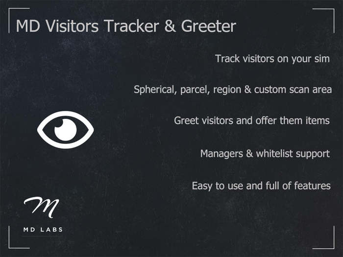 MD Visitor Tracker & Greeter