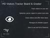 MD Visitor Tracker Board & Greeter