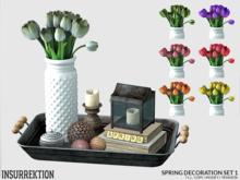 [IK] Spring Decoration Set 01