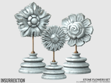 [IK] Stone Flowers Set (boxed)