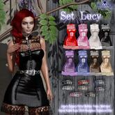 BRILLANCIA - Dress Lucy pink